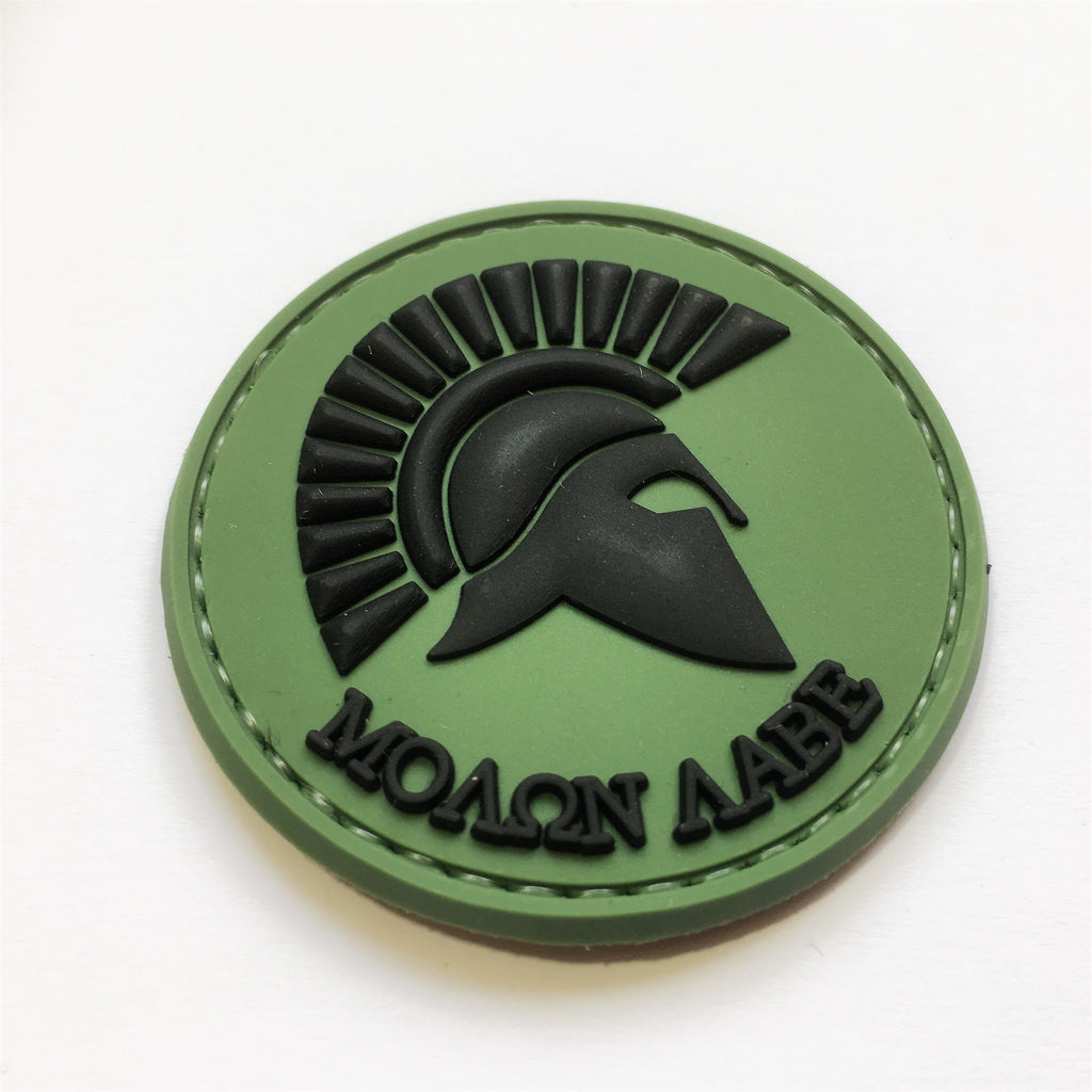 MOLON LABE Morale Patch - Green
