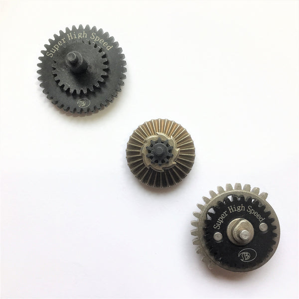 BD -  Super High-Speed Steel Gear Set 13:1