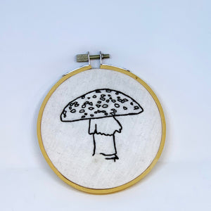 Embroidery by Catherine Amico