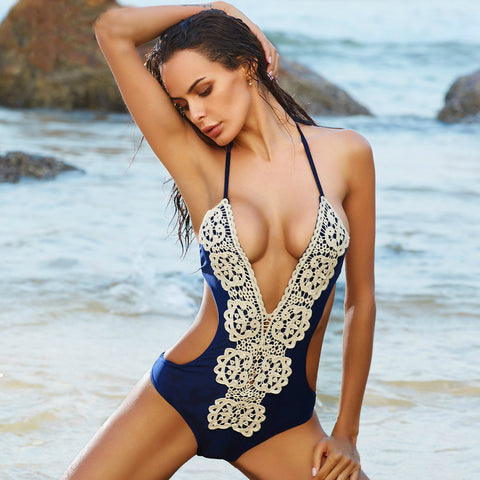 Sabra One Piece Swimsuit