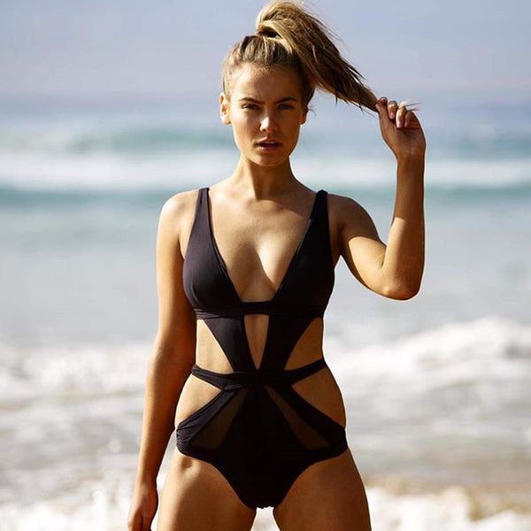 Mika Cut Out One Piece Swimsuit