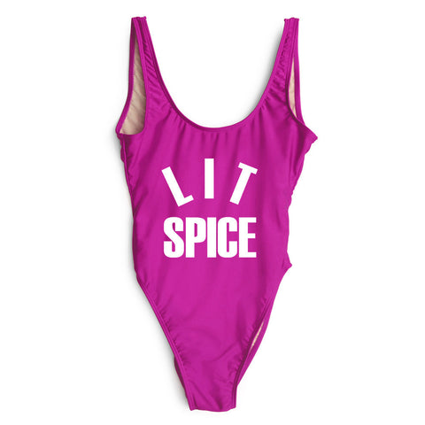 Lit Spice One Piece Swimsuit