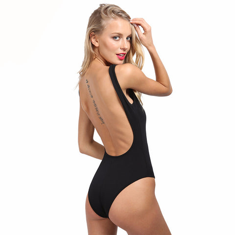 Lillian Black Bodysuit