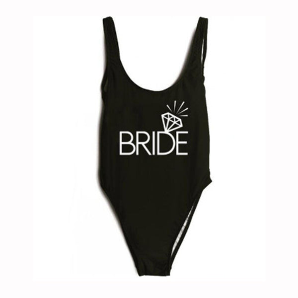 Bride Diamond Swimsuit