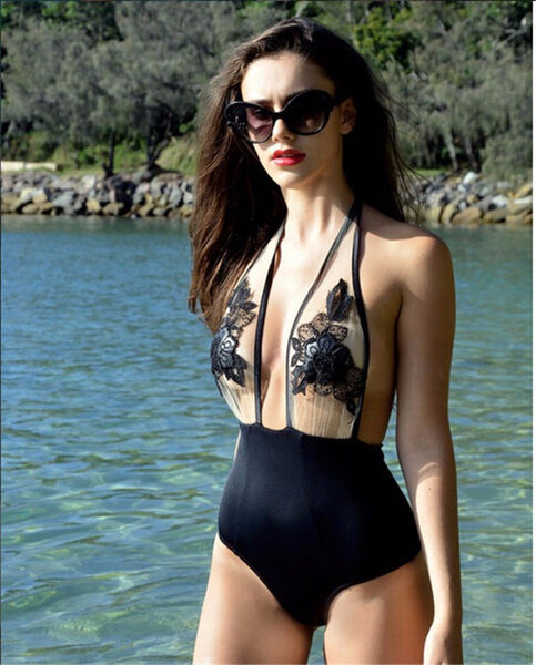Scarlett One Piece Swimsuit
