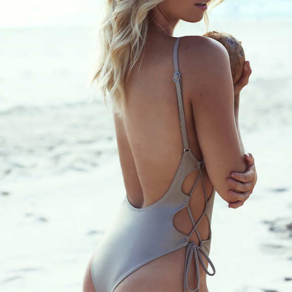 Hadley Sexy One Piece Swimsuit