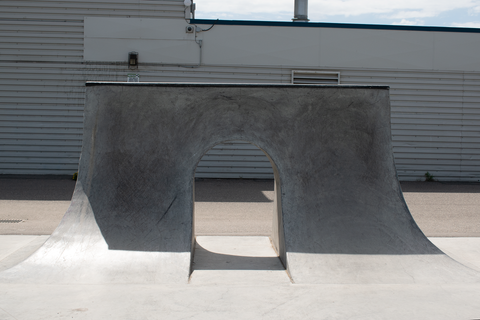 gap quarter pipe