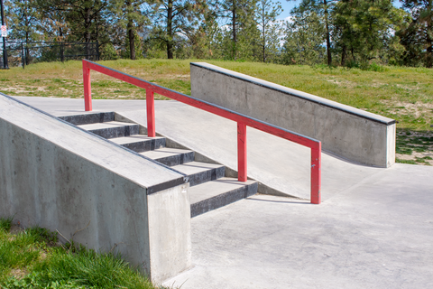rails ledges