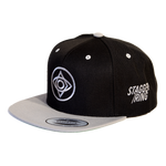 Staggerring: Diamond Eye snap back cap