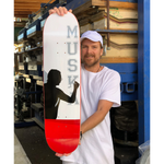 "Limited Release - Chad Muska ""Redux"" 8.5 Deck"