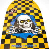 Powell Peralta OG Ripper Skateboard Deck Yellow/Black