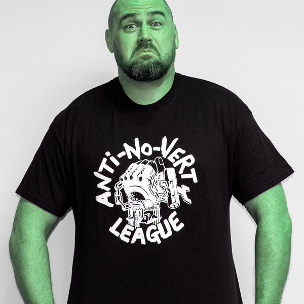 Anti-No-Vert League t-shirt