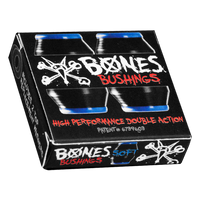 Bones Bushings - Black - Soft