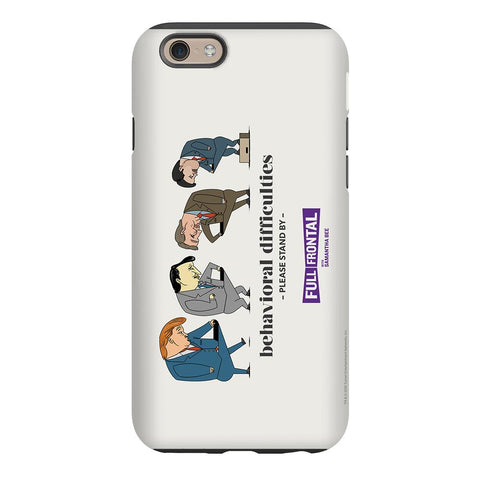 Full Frontal with Samantha Bee Behavioral Difficulties Phone Case for iPhone and Galaxy