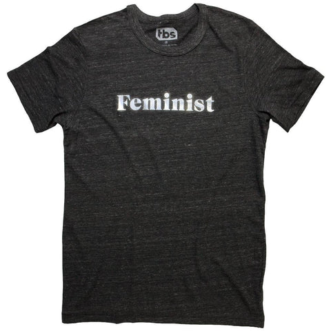 Full Frontal with Samantha Bee and Diana Kane Feminist Unisex Eco-Black T-Shirt