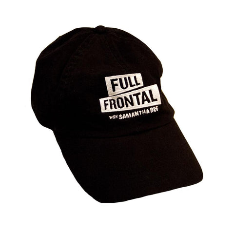 Full Frontal with Samantha Bee Adult Black Hat