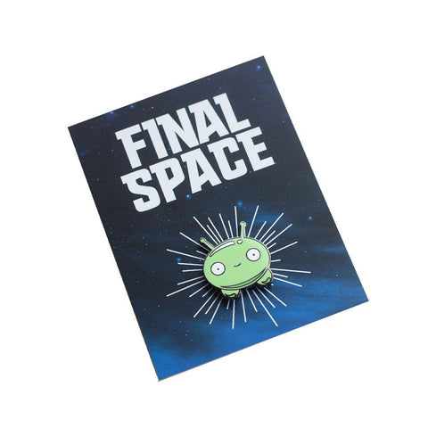 Final Space Mooncake V2 Pin