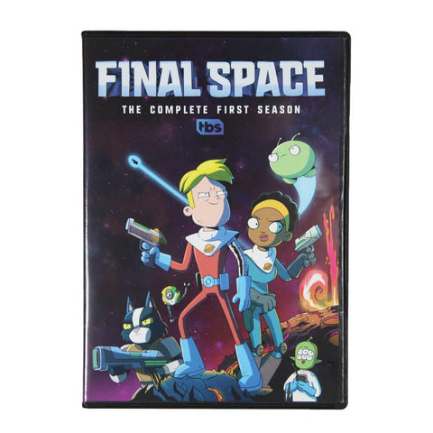 Final Space Season One DVD