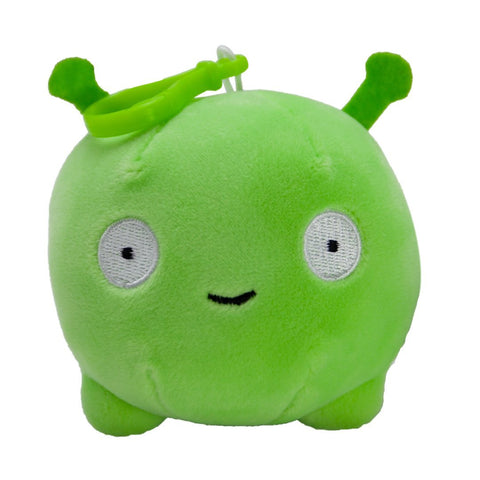 Final Space Mini Mooncake Clip Keychain