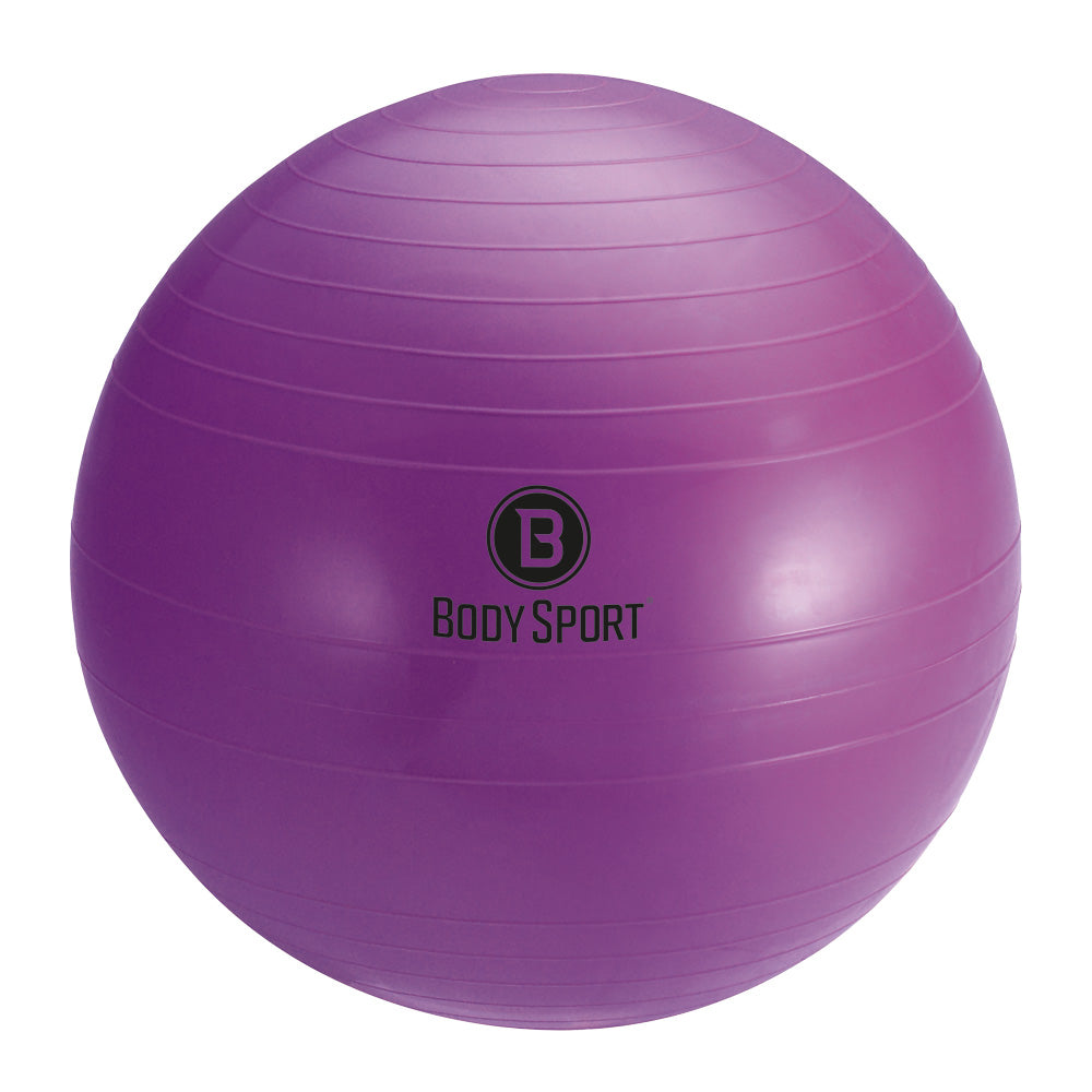 Body Sport® Fitness Balls (Retail Packs)