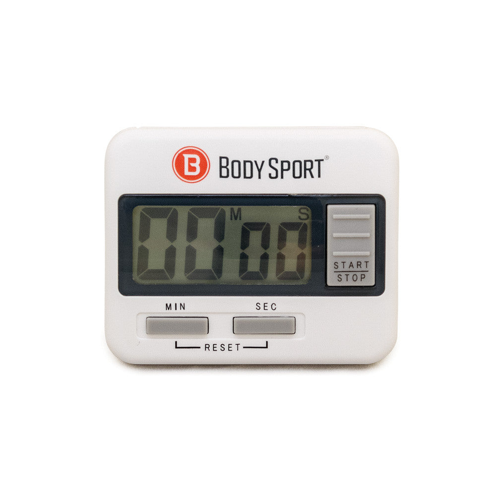 Body Sport® Digital Timer
