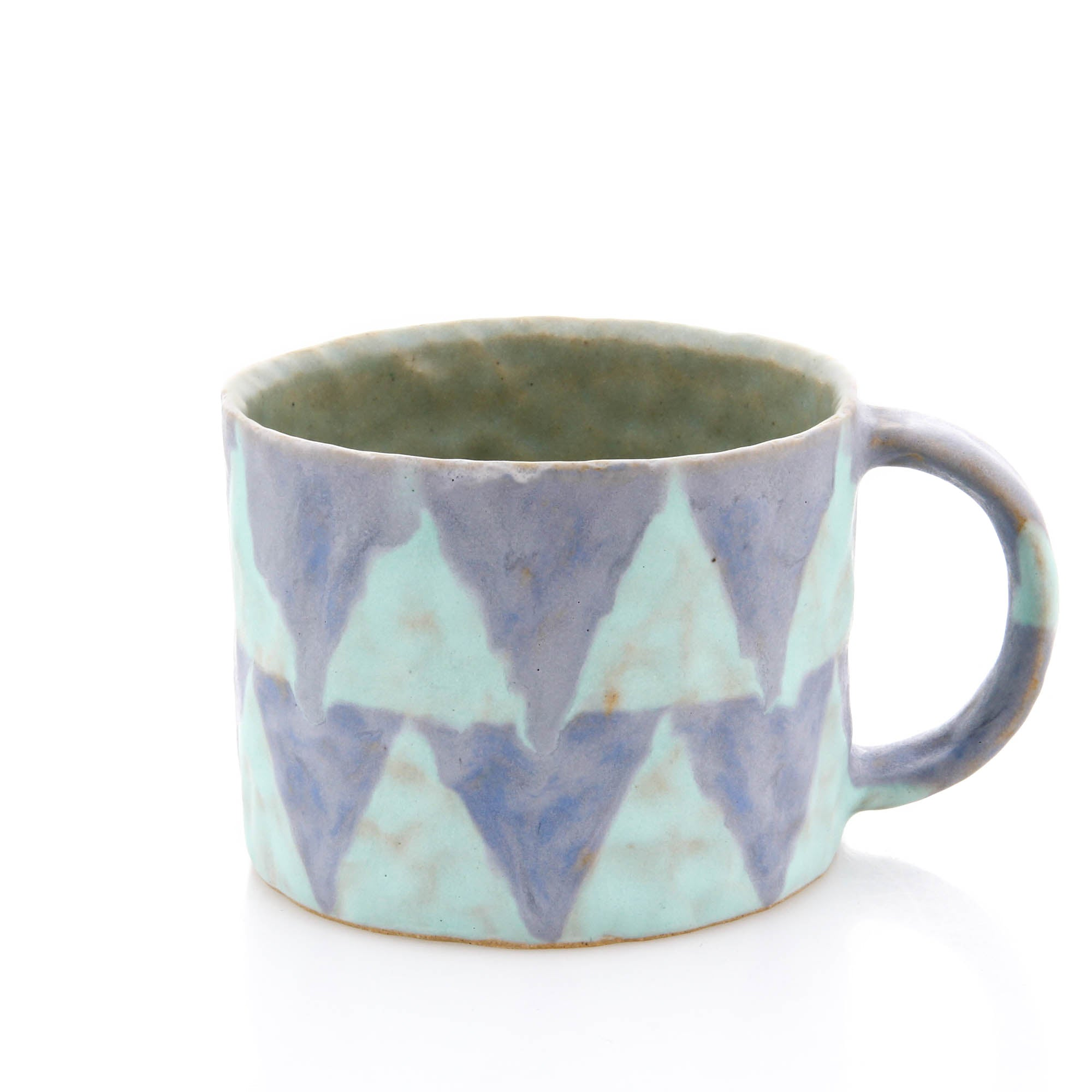 Kelsie Rudolph, Mug in Blues