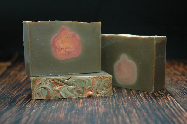Pumpkin Patch 4 oz. - Handcrafted Soap Bar