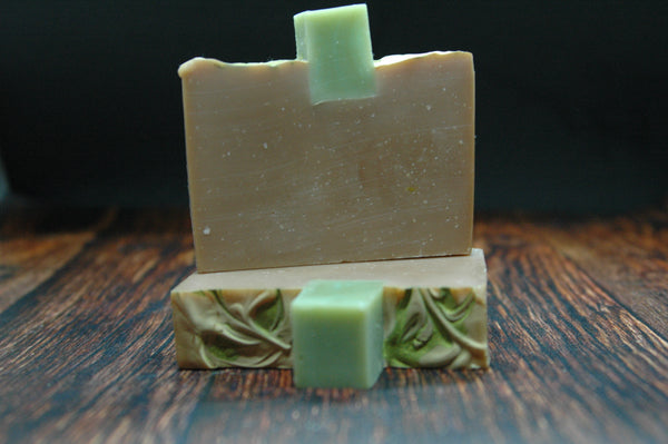 Pumpkin 4 oz. - Handcrafted Soap Bar