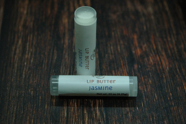 Jasmine .15oz - Lip Butter