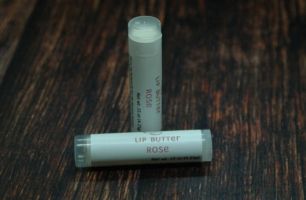 Rose  .15oz - Lip Butter