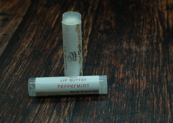 Peppermint  .15oz - Lip Butter