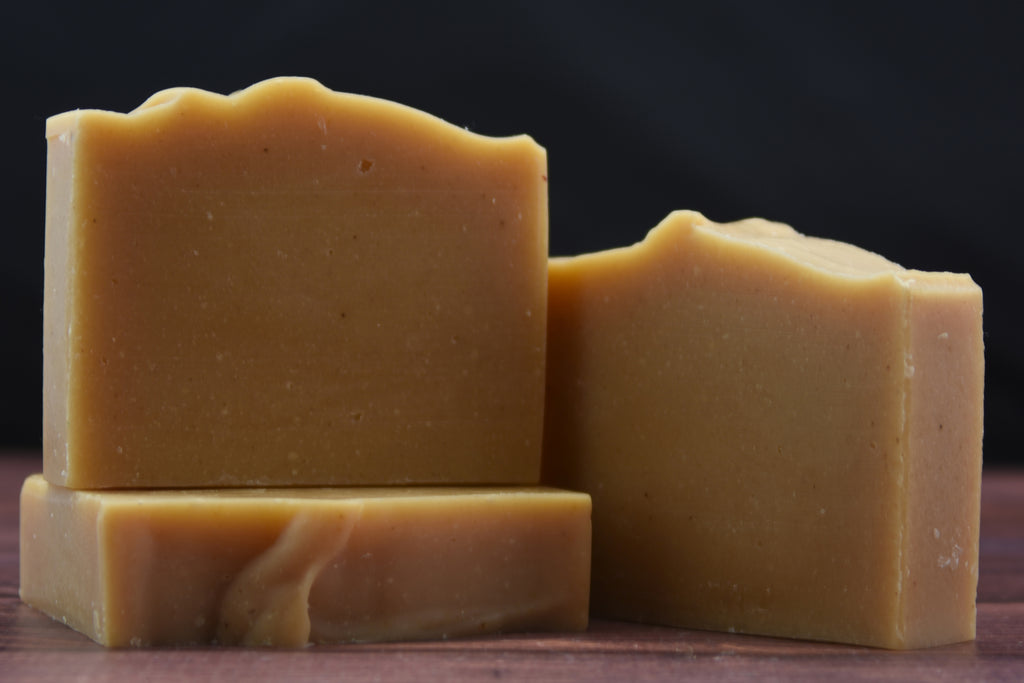 Grapefruit & Clove Essential Oil 4 oz. -  Handcrafted Bar Soap