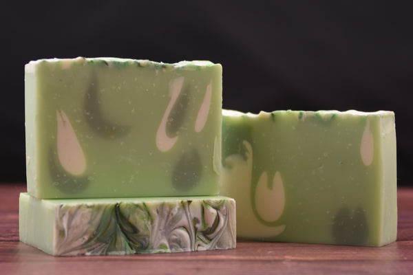 Mojito 4 oz. - Handcrafted Bar Soap