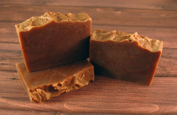 Sahara Sands 4 oz. - Handcrafted Soap Bar