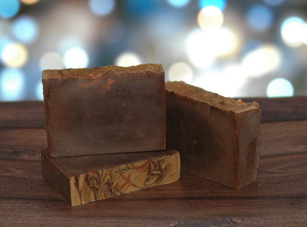 Gingerbread Scent 4 oz. - Handcrafted Soap Bar
