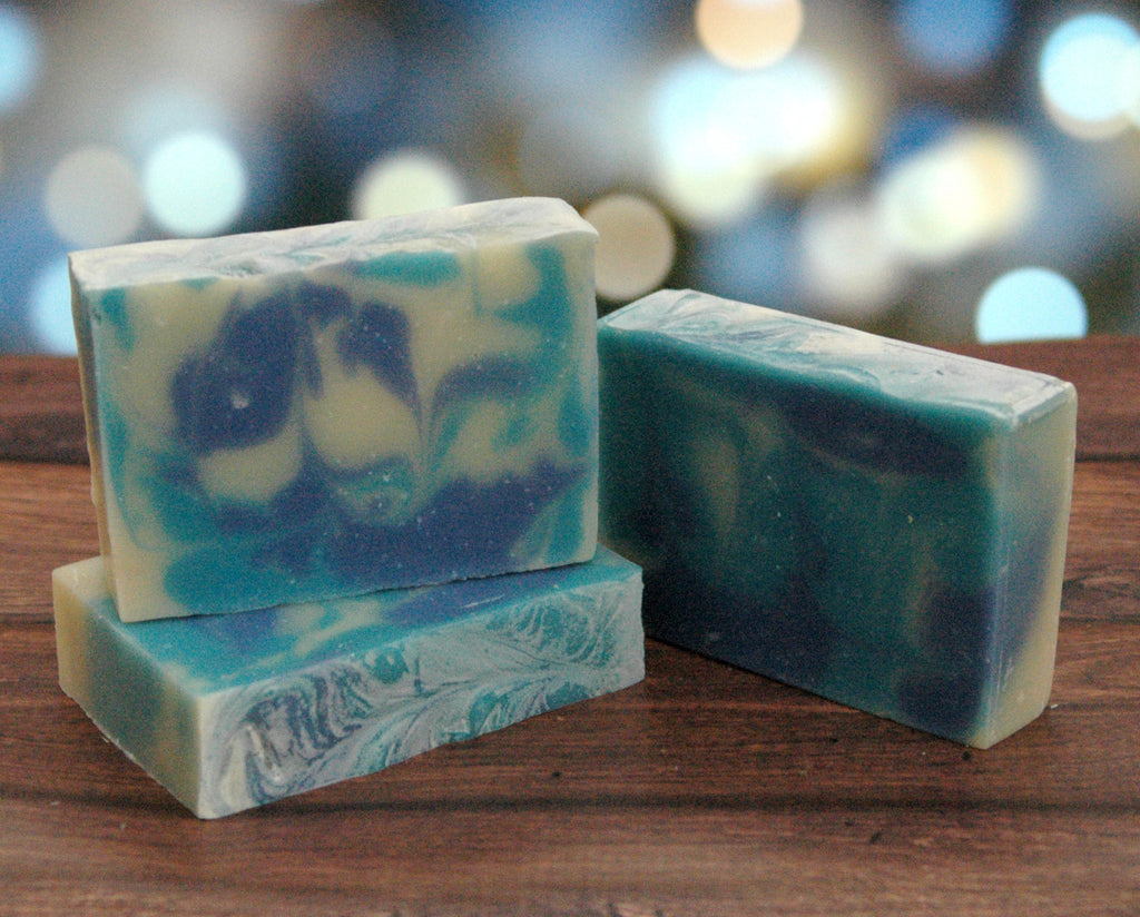 Winter Wonderland 4 oz- Handcrafted Soap Bar