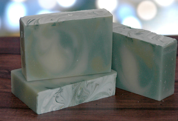 Christmas Tree Farm 4 oz. - Handcrafted Soap Bar
