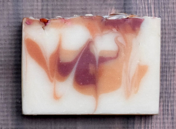 Blowing Leaves 4 oz. - Handcrafted Soap Bar