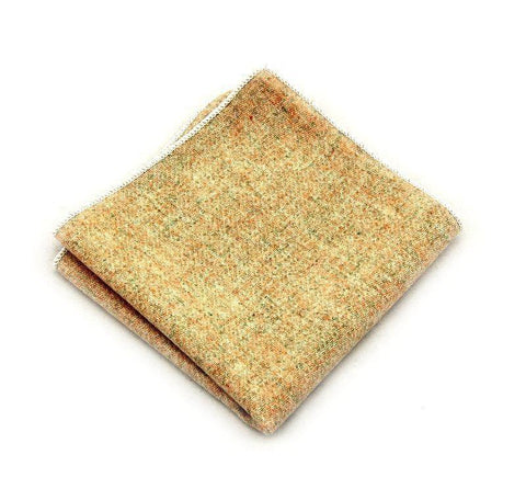 Buscuit Wool Square - square - Ply Tie