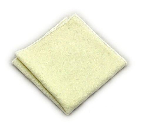 White Wool Square - square - Ply Tie