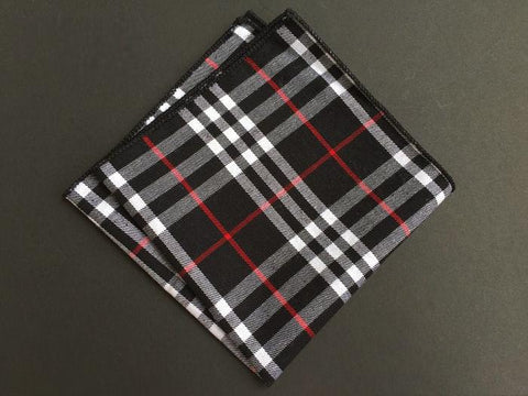 Classic Plaid Square - square - Ply Tie