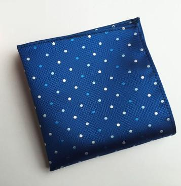 Sea Blu Square - square - Ply Tie