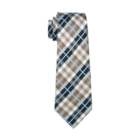 Chill Coffee Tie - neck - Ply Tie
