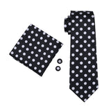 Starry Night Tie Set - neck - Ply Tie
