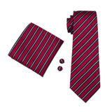 The Warm Eve Tie Set - neck - Ply Tie