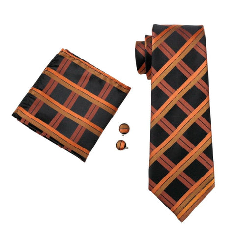The Hudson Tie Set - neck - Ply Tie