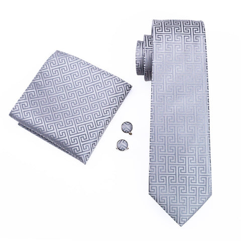 The Archi Tie Set - neck - Ply Tie