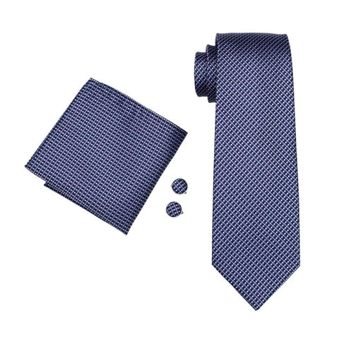 Morning Ming Tie Set - neck - Ply Tie