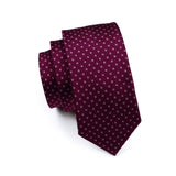 Mulberry Gents Tie Set - neck - Ply Tie