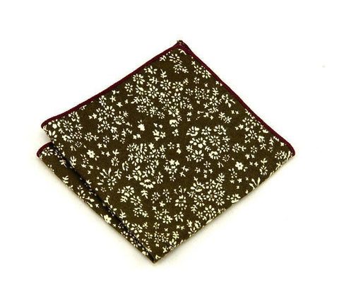 Brown Majestic Square - square - Ply Tie